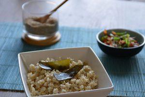 cure de riz