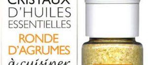 cristaux huiles essentielles