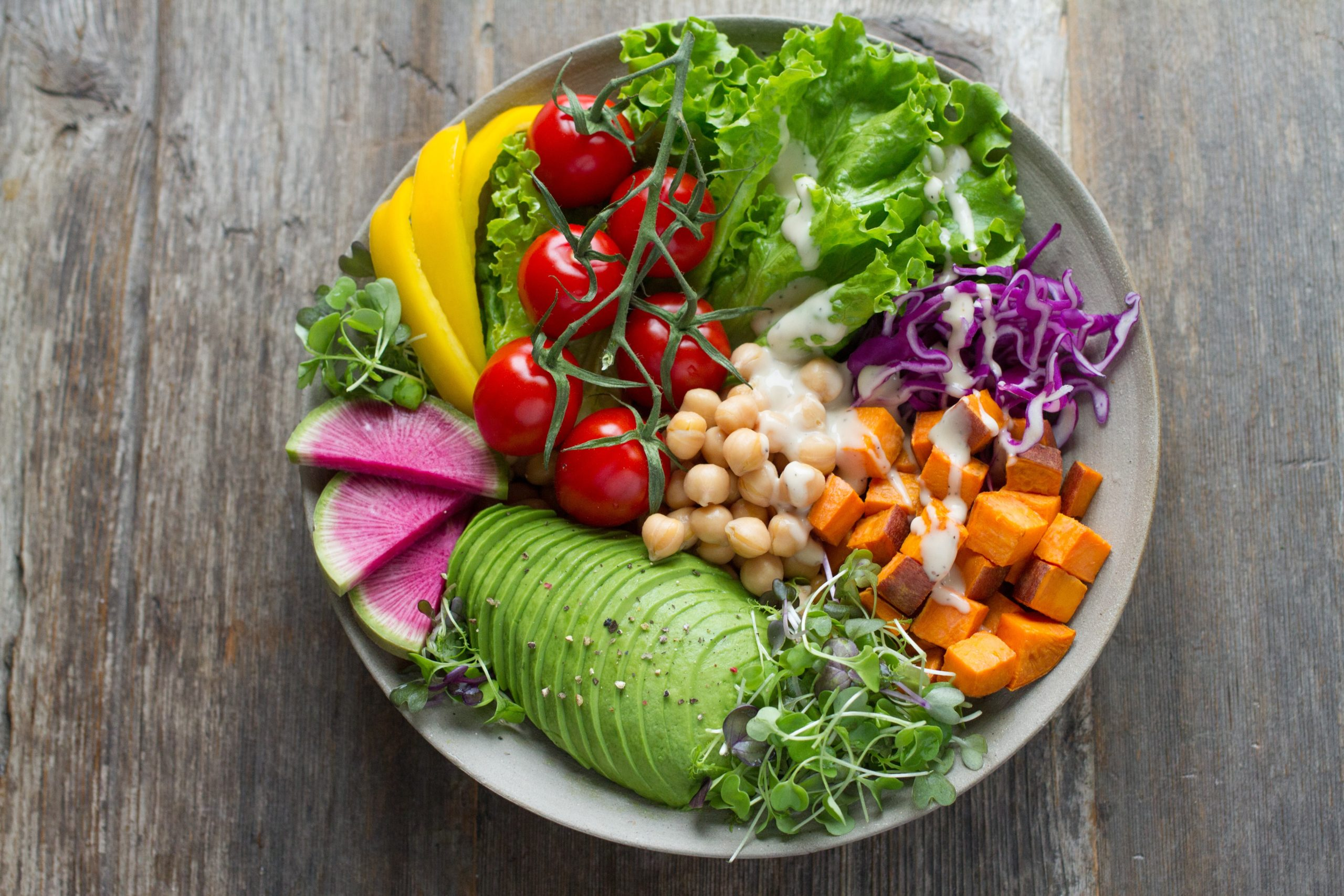 Les 5 éléments d'un repas équilibré !