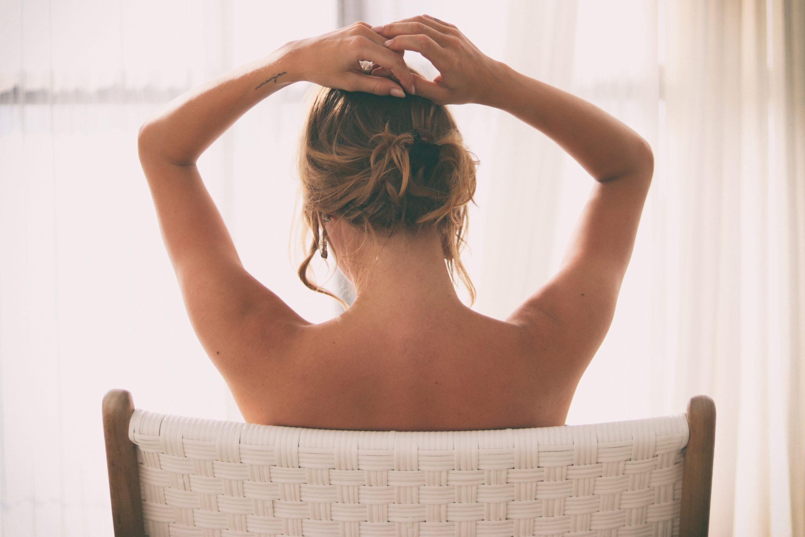 Massage et libre expression corporelle