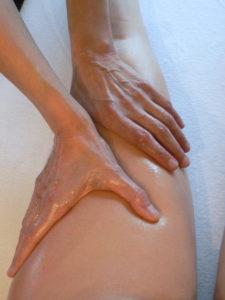 L'art du toucher en Massage Sensitif